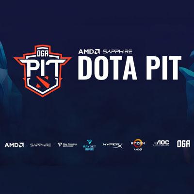 2020 AMD SAPPHIRE OGA Dota PIT Americas