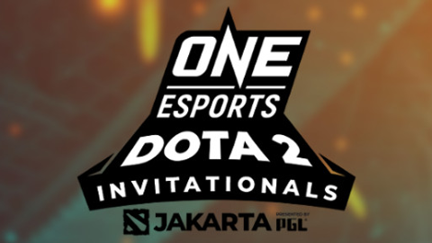 One Esports Dota 2 World Pro Invitational Jakarta