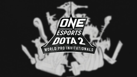 One Esports Dota 2 World Pro Invitational Singapore - logo