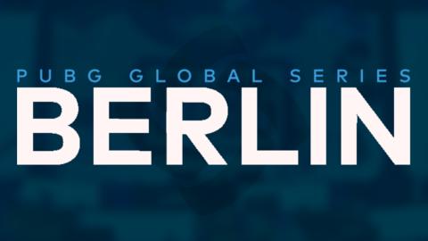 PUBG Global Series Berlin