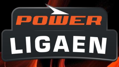2021 POWER Ligaen S18 logo