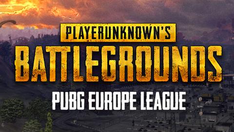 2019 PUBG Europe League P3