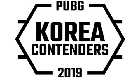 2019 PUBG Korea Contenders P2