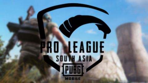 PUBG Mobile Pro League Spring Split 2020 South Asia