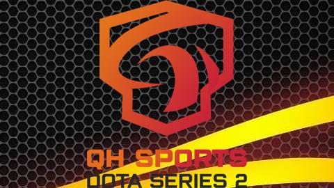 2021 QH Sports Dota Series 2 logo