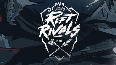 2019 Rift Rivals LCK vs LPL vs LMS vs VCS
