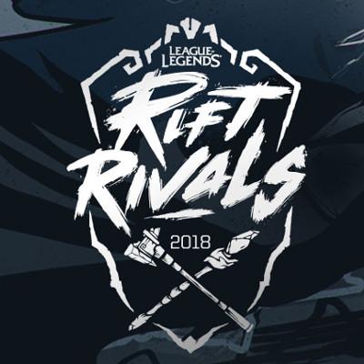 2019 Rift Rivals NA vs EU