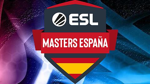ESL Masters Spain Season 10 logo