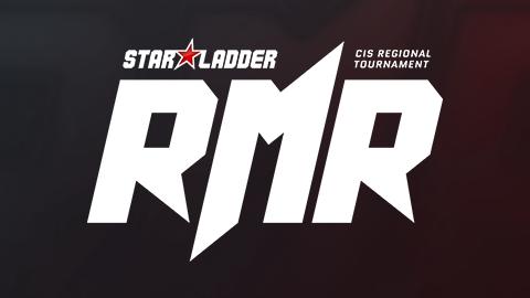 2021 StarLadder CIS RMR logo