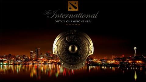The International 10 logo