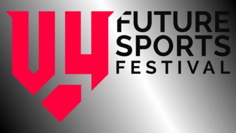 2021 V4 Future Sports Festival logo