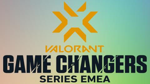 2021 VALORANT Champions Tour: Game Changers EMEA Series 1 logo
