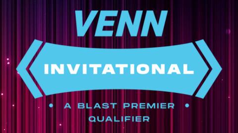 VENN Invitational Spring 2021 logo