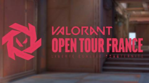 VALORANT Open Tour: France - Spring Qualifier logo