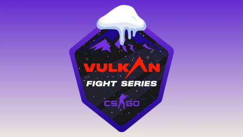 Vulkan Fight Series logo