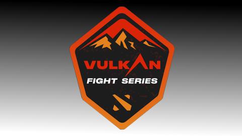 Vulkan Fights Series - logo