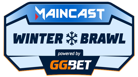 Maincast Winter Brawl - logo