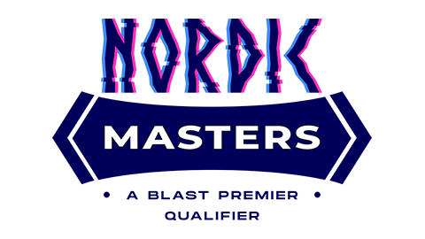 2021 BLAST Nordic Masters Fall logo