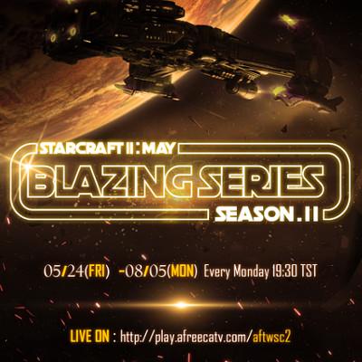 Blazing Series May S2