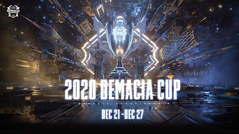 2020 Demacia Cup  logo