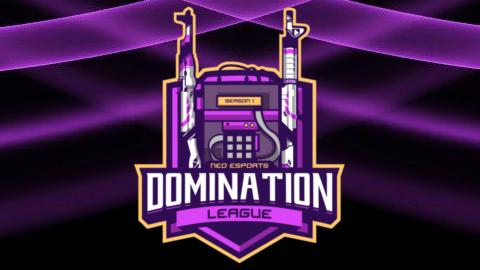 2021 Domination League Season 2 logo