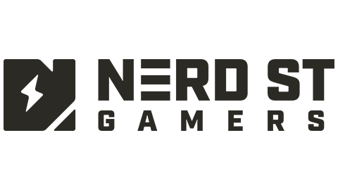 Nerd Street Gamers - Monthly March logo