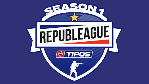 REPUBLEAGUE Tipos Season 1 logo