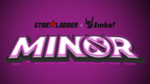 StarLadder ImbaTV Dota 2 Minor S3 - logo