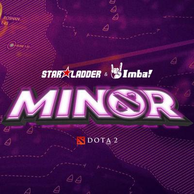 StarLadder ImbaTV Dota 2 Minor S3