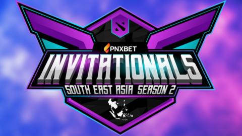 PNXBET Invitationals Southeast Asia Season 2 logo