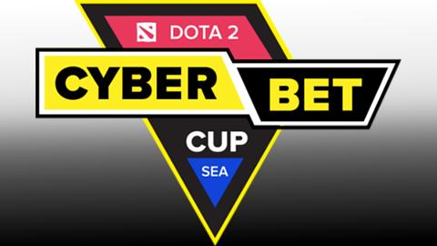 Cyber.bet Golden League logo