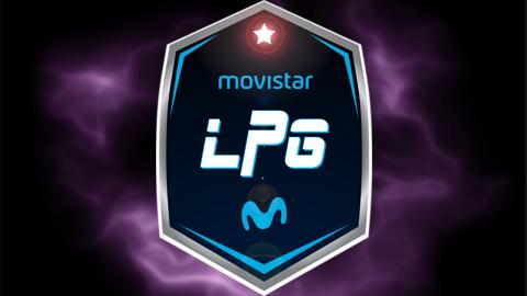 Movistar Liga Pro Gaming Final Series logo