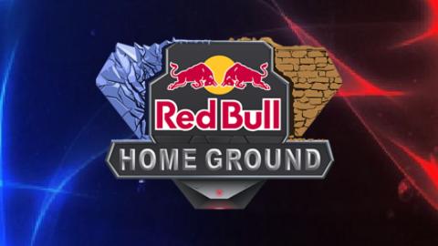 Red Bull Home Ground logo