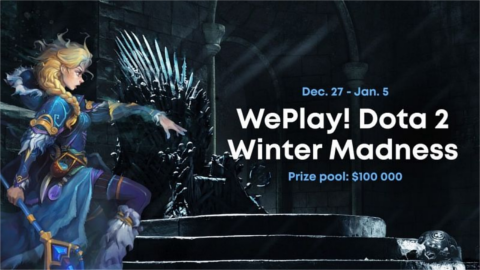 2018 WePlay Winter Madness