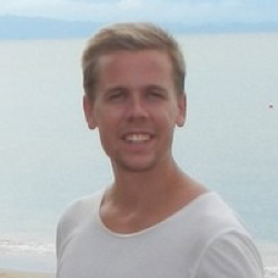 Upcomer CEO & Founder Patrik